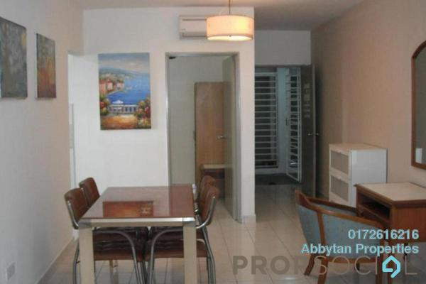 For Sale Apartment at Putatan Platinum Apartment, Putatan Leasehold Fully Furnished 3R/2B 333k