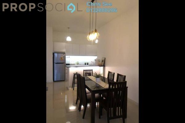 For Rent Condominium at Scenaria, Segambut Freehold Fully Furnished 3R/3B 2.5k
