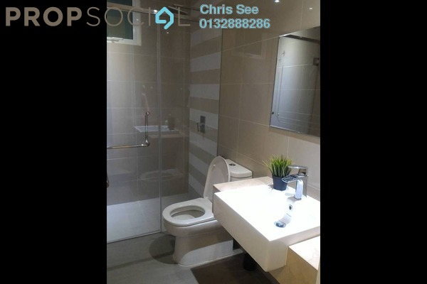 For Sale Condominium at Scenaria, Segambut Freehold Semi Furnished 3R/3B 848k