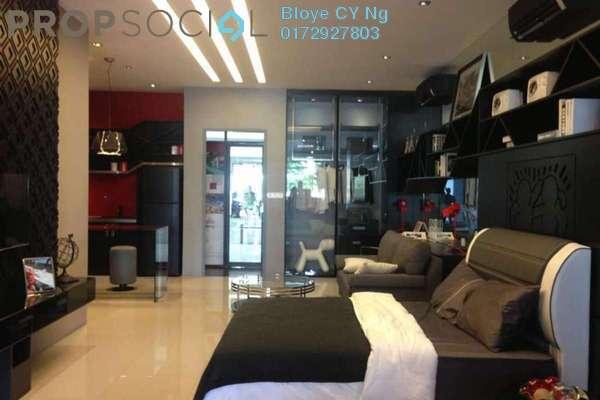 For Sale SoHo/Studio at Cube @ One South, Seri Kembangan Freehold Fully Furnished 1R/1B 330k