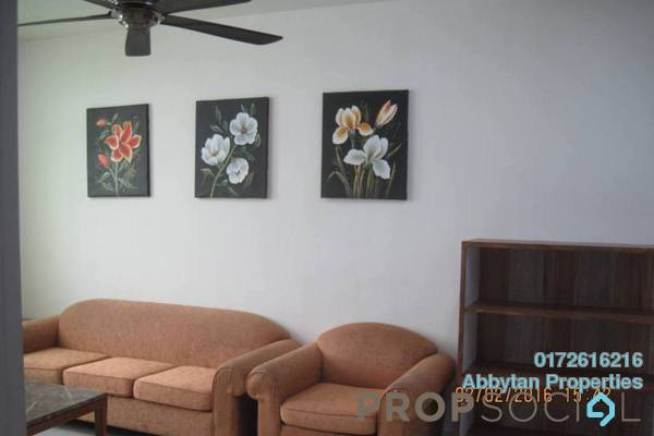 For Sale Apartment at Putatan Platinum Apartment, Putatan Leasehold Fully Furnished 3R/2B 318k