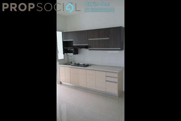 For Rent Condominium at Scenaria, Segambut Freehold Semi Furnished 3R/3B 1.8k