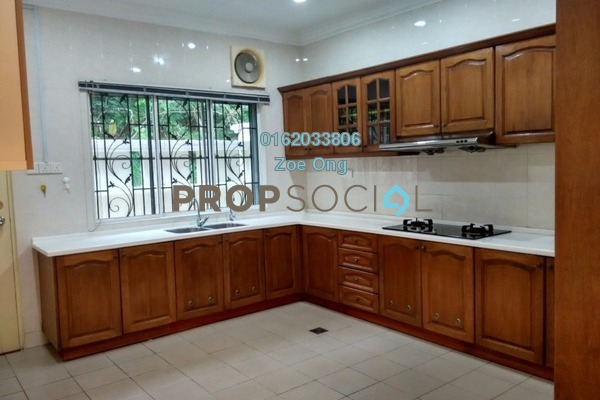 For Rent Semi-Detached at Section 9, Kota Damansara Freehold Semi Furnished 5R/4B 5.5k
