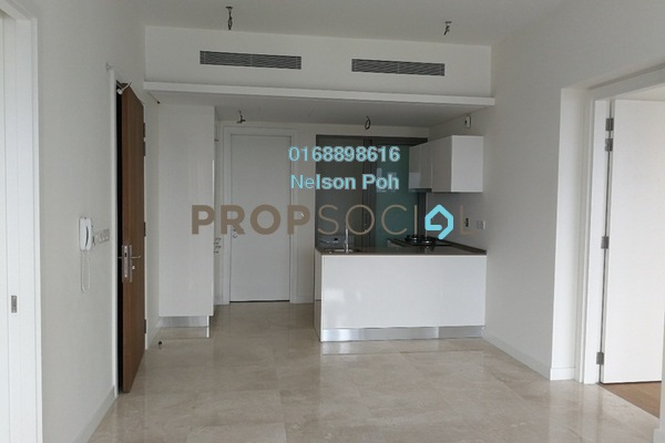 For Sale Serviced Residence at The Sentral Residences, KL Sentral Freehold Semi Furnished 1R/1B 1.3m