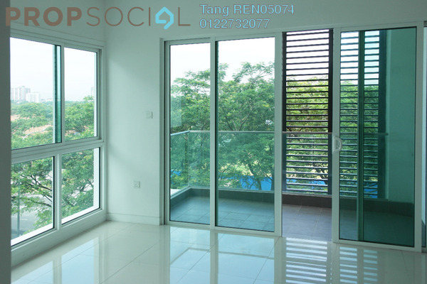 For Sale Duplex at 280 Park Homes, Puchong Freehold Unfurnished 4R/5B 1.1m