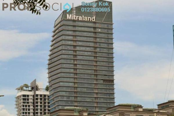 For Rent Office at Menara Mitraland, Kota Damansara Freehold Fully Furnished 0R/0B 1k