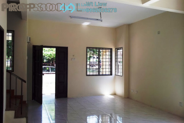 For Sale Semi-Detached at Kemuning Greenhills, Kota Kemuning Freehold Semi Furnished 4R/3B 950k