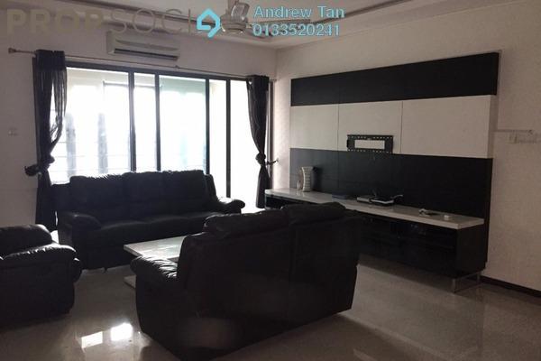 For Sale Condominium at Saujana Residency, Subang Jaya Freehold Fully Furnished 3R/2B 1.23m