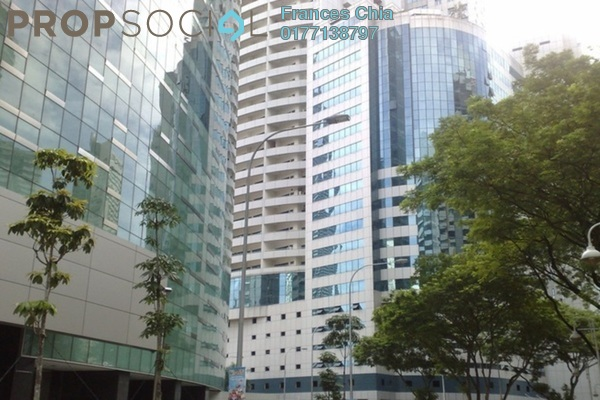 For Rent Office at Wisma UOA II, KLCC Freehold Unfurnished 0R/0B 4.4k