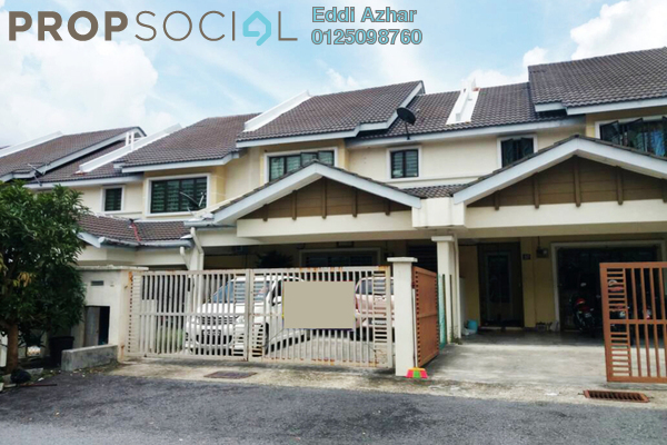 For Sale Terrace at Desa Kasia, Putra Nilai Freehold Fully Furnished 4R/3B 550.0千