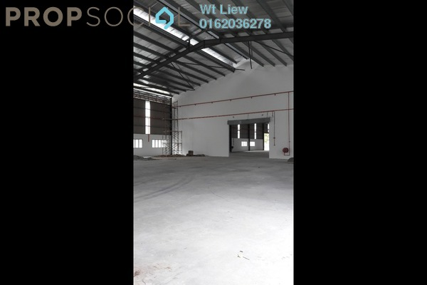 For Rent Factory at Taman Iram Perdana, Telok Panglima Garang Freehold Unfurnished 0R/0B 56.7k