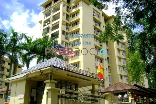 For Rent Condominium at Astana Putra, Bukit Rahman Putra Freehold Semi Furnished 3R/2B 1.6k