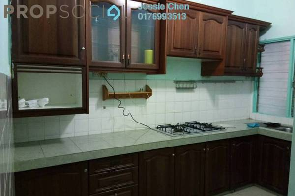 For Rent Terrace at Taman Megah, Seremban Freehold Semi Furnished 4R/3B 1.5k