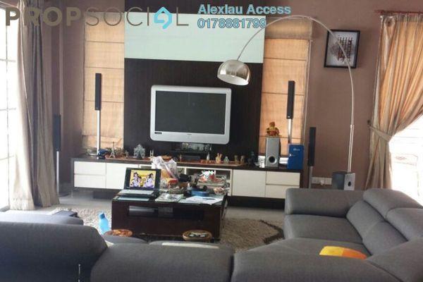 For Sale Semi-Detached at Laman Oakleaf, Bukit Antarabangsa Freehold Fully Furnished 5R/4B 1.5m