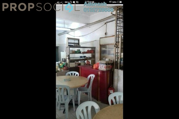 For Rent Shop at Taman Sri Sentosa, Old Klang Road Freehold Unfurnished 0R/1B 3.5k