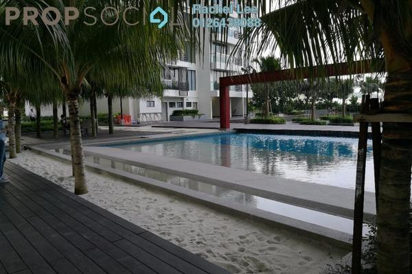 For Rent Condominium at You Vista @ You City, Batu 9 Cheras Freehold Semi Furnished 2R/2B 1.4k