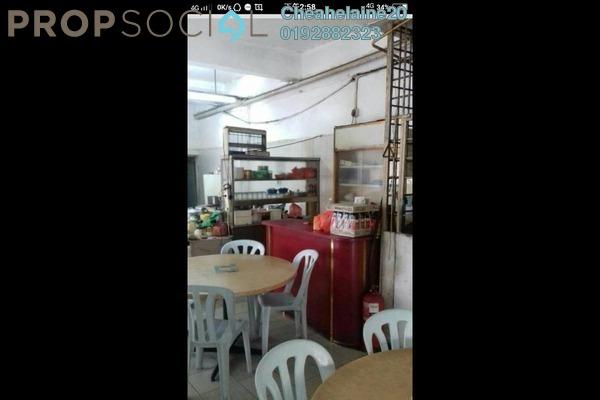 For Rent Shop at Taman Sri Sentosa, Old Klang Road Freehold Semi Furnished 0R/2B 3.5k