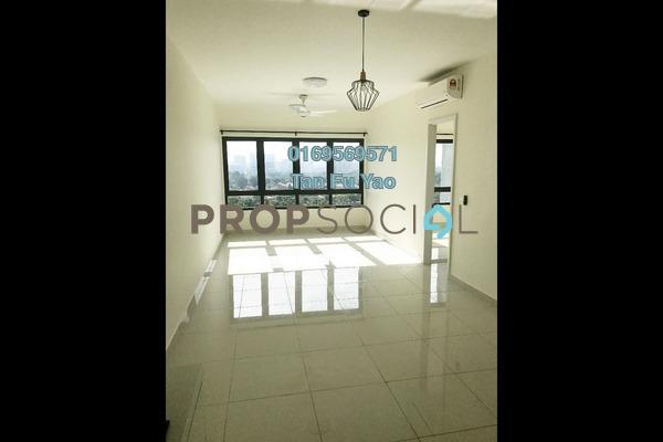 For Rent Condominium at Tropicana Metropark, Subang Jaya Freehold Semi Furnished 2R/2B 1.6k