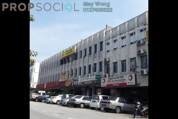 For Sale Shop at Taman Paramount, Petaling Jaya Freehold Semi Furnished 0R/0B 3.2m