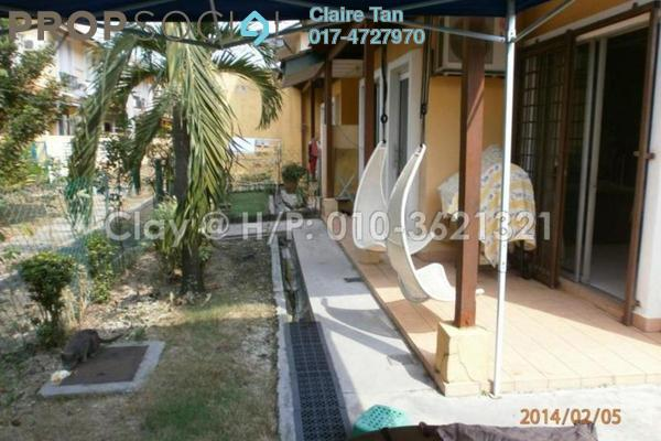 For Sale Terrace at Taman Tasik Prima, Puchong Leasehold Semi Furnished 4R/3B 670k