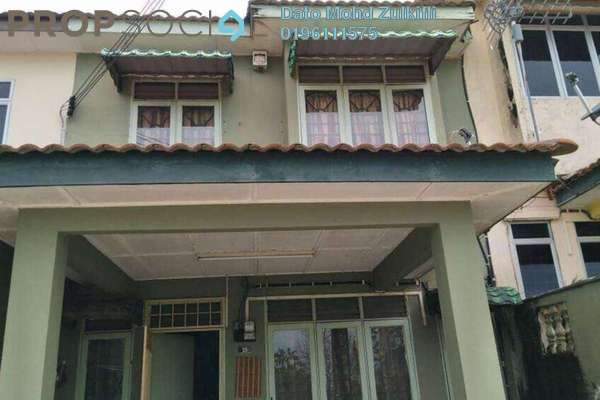 For Sale Terrace at Saujana Puchong, Puchong Leasehold Unfurnished 4R/3B 460k
