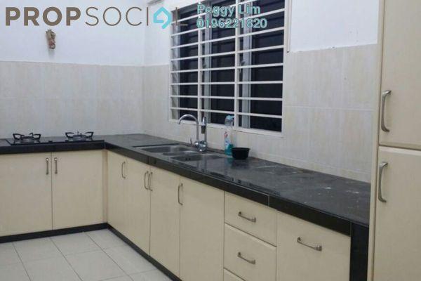 For Rent Terrace at PU5, Bandar Puchong Utama Freehold Semi Furnished 5R/4B 1.2k
