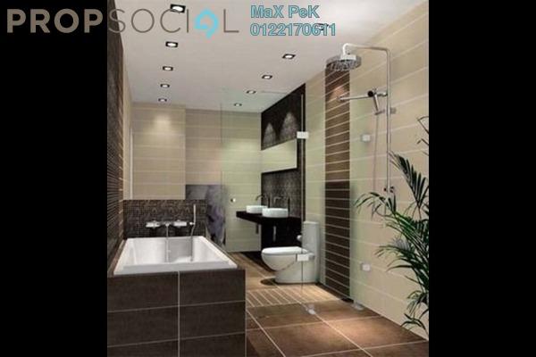 For Sale Condominium at Kiara Plaza, Semenyih Freehold Unfurnished 3R/2B 299k