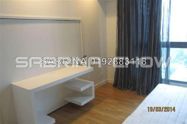 For Rent Condominium at Gateway Kiaramas, Mont Kiara Freehold Fully Furnished 1R/1B 2.5k