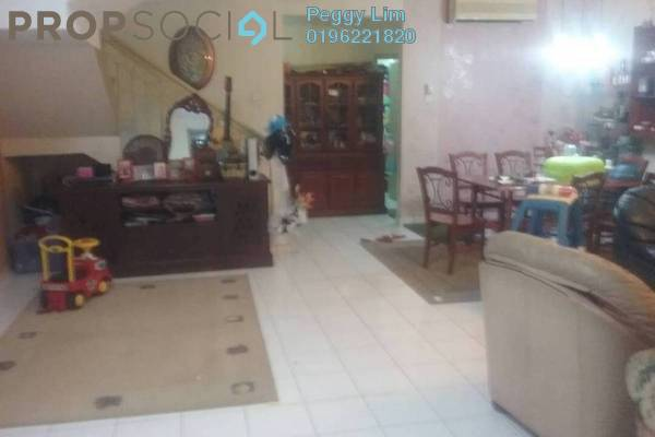 For Sale Terrace at BP10, Bandar Bukit Puchong Freehold Semi Furnished 4R/3B 720k