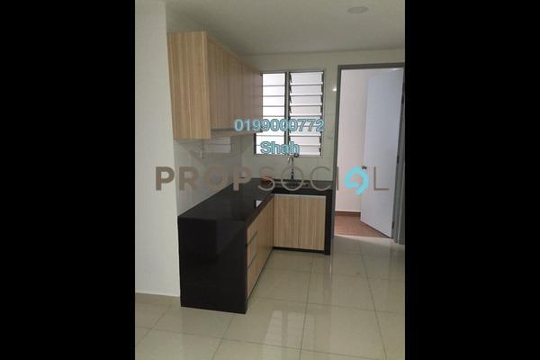 For Sale Condominium at Suasana Lumayan, Bandar Sri Permaisuri Freehold Semi Furnished 4R/2B 485k