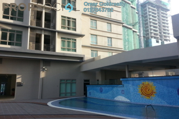 For Sale Condominium at Shaftsbury Square, Cyberjaya Freehold Semi Furnished 1R/1B 450k