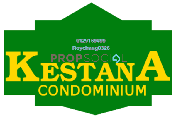 For Sale Condominium at Kestana Condominium, Bandar Menjalara Freehold Semi Furnished 3R/2B 460k
