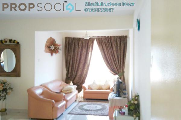 For Sale Apartment at Taman Cheras Intan, Batu 9 Cheras Freehold Unfurnished 3R/2B 220k