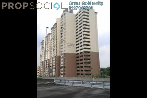 For Sale Condominium at Kampung Berembang, Ampang Hilir Leasehold Semi Furnished 3R/2B 210k
