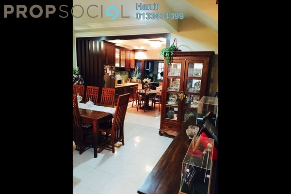 For Sale Terrace at Laman Oakleaf, Bukit Antarabangsa Freehold Semi Furnished 5R/4B 1.05m
