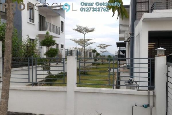 For Sale Bungalow at Bandar Saujana Utama, Sungai Buloh Freehold Semi Furnished 5R/4B 860k