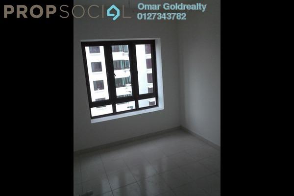 For Rent Condominium at Sentul Rafflesia, Sentul Freehold Unfurnished 3R/2B 1.5k