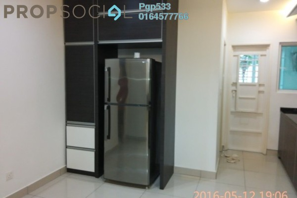 For Sale Terrace at One Residences, Sungai Besi Freehold Semi Furnished 4R/4B 1.36m