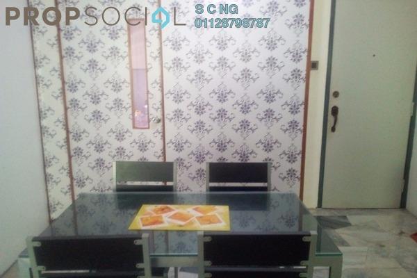 For Rent Apartment at D'Palma Apartment, Pusat Bandar Puchong Freehold Semi Furnished 3R/2B 1k