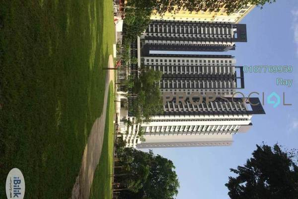 For Rent Condominium at Residence 8, Old Klang Road Freehold Semi Furnished 3R/2B 1.55k