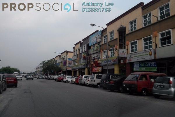 For Rent Shop at Laman Rimbunan, Kepong Freehold Unfurnished 0R/2B 4.5k