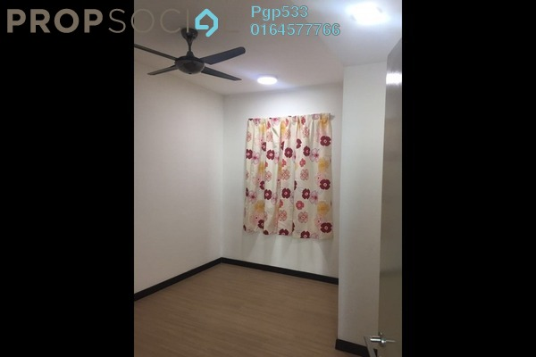 For Rent Condominium at Vertiq, Gelugor Freehold Semi Furnished 3R/2B 1.6k