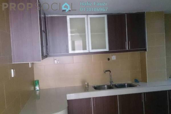 For Rent Apartment at Vista Lavender, Bandar Kinrara Freehold Semi Furnished 3R/2B 1.25k