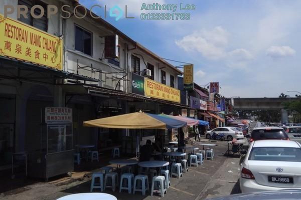 For Rent Shop at Desa Setapak, Setapak Freehold Unfurnished 0R/2B 7k