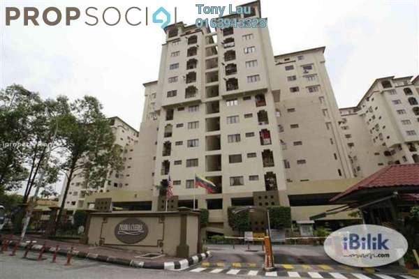 For Rent Condominium at Prisma Cheras, Cheras Freehold Unfurnished 3R/2B 1.5k