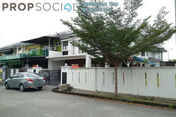 For Sale Terrace at Bandar Damai Perdana, Cheras South Freehold Unfurnished 4R/3B 1.3m