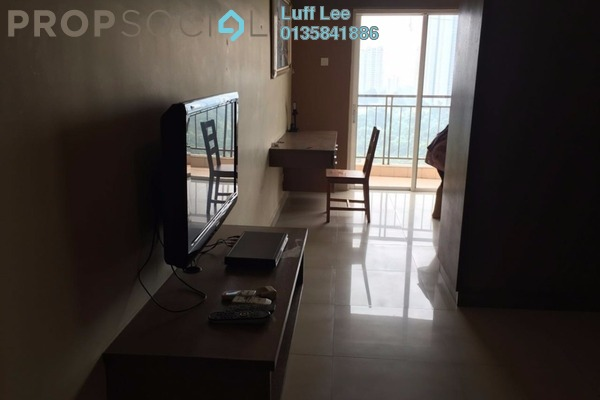 For Rent SoHo/Studio at Windsor Tower, Sri Hartamas Freehold Fully Furnished 0R/1B 1.7k