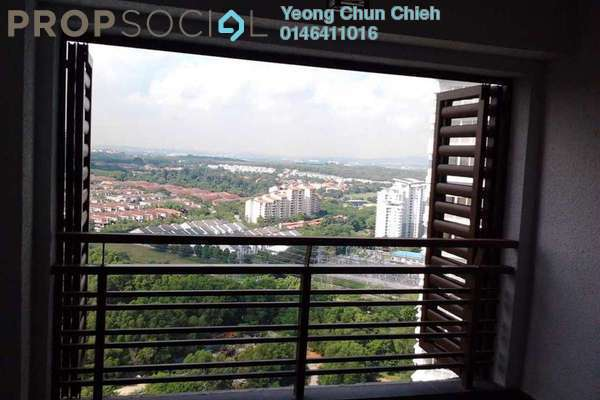For Sale Condominium at 9 Bukit Utama, Bandar Utama Freehold Semi Furnished 4R/4B 1.42m