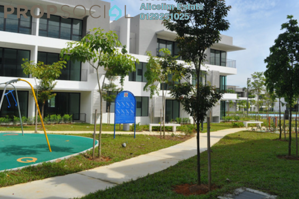 For Rent Townhouse at Primer Garden Town Villas, Cahaya SPK Freehold Semi Furnished 4R/4B 2.2k