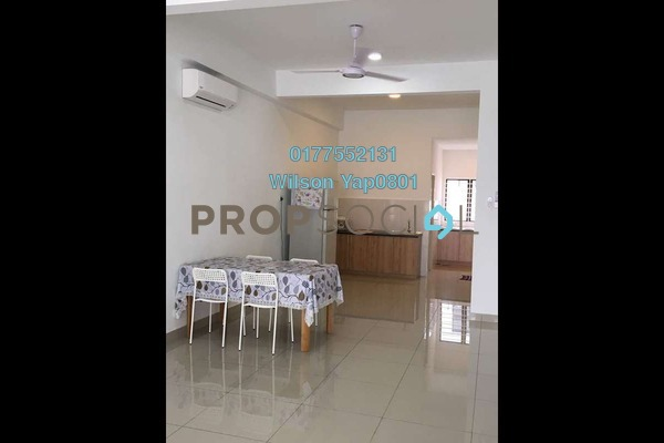 For Rent Semi-Detached at Lakeside Residences, Puchong Freehold Fully Furnished 5R/5B 2.5k